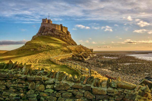 Lindisfarne-castle